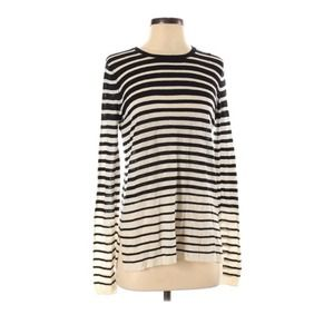 Vince Wool Cashmere Blend Striped sweater light S